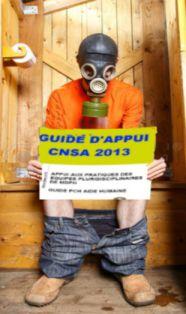 guide d'appui CNSA 2013 : ça pue, au chiotte !