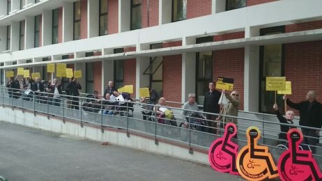occupation cité administrative novembre 2014